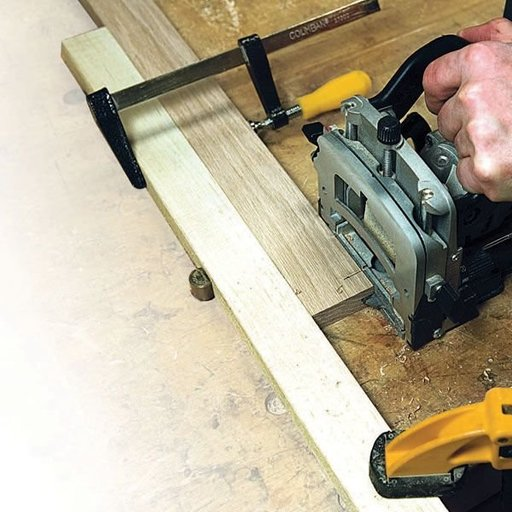 View a Larger Image of Biscuit Joinery Basics - Downloadable Technique