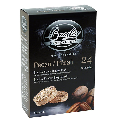 View a Larger Image of Bisquette Pecan 24pk