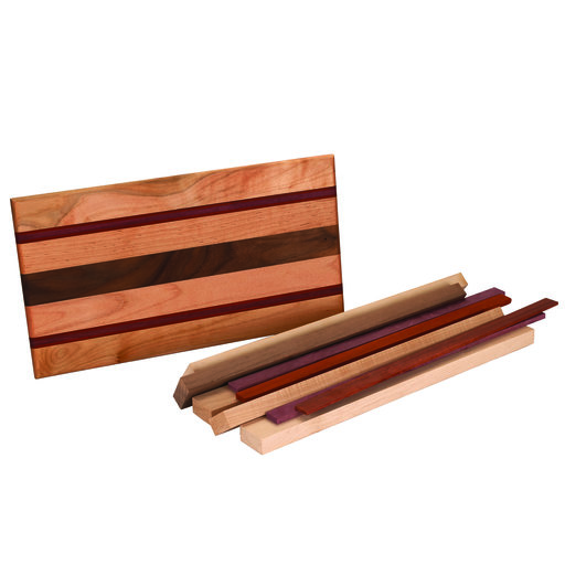 View a Larger Image of Bistro Cutting Board Kit