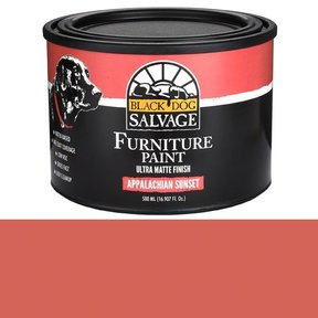 Appalachian Sunset - Red Furniture Paint PintPlus 500ml (16.907 fl. oz.)