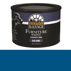 'Blue Ridge' - Blue Furniture Paint, PintPlus 500ml (16.907 fl. oz.)