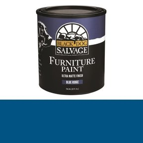 'Blue Ridge' - Blue Furniture Paint, Quart 946ml (32 fl. oz.)