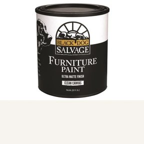'Clean Canvas' - White Furniture Paint, Quart 946ml (32 fl. oz.)
