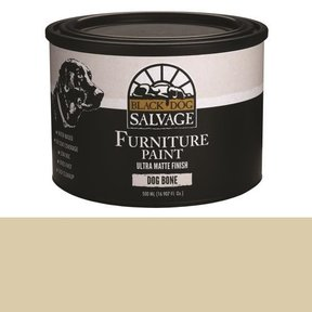 'Dog Bone' - Bone White Furniture Paint, PintPlus 500ml (16.907 fl. oz.)