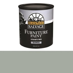 'Galvanized' - Gray Furniture Paint, Quart 946ml (32 fl. oz.)