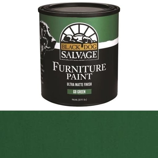 View a Larger Image of 'Go Green' - Green Furniture Paint, Quart 946ml (32 fl. oz.)