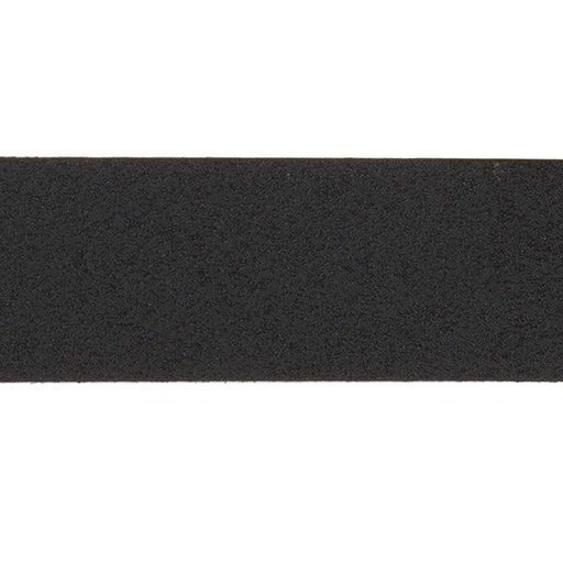 "View a Larger Image of Black Melamine 13/16"" x 500' Edge Banding Non-glued"