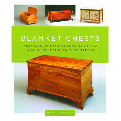 View a Larger Image of Blanket Chests Outstanding Designs From 30 of the World's Finest Furniture Makers