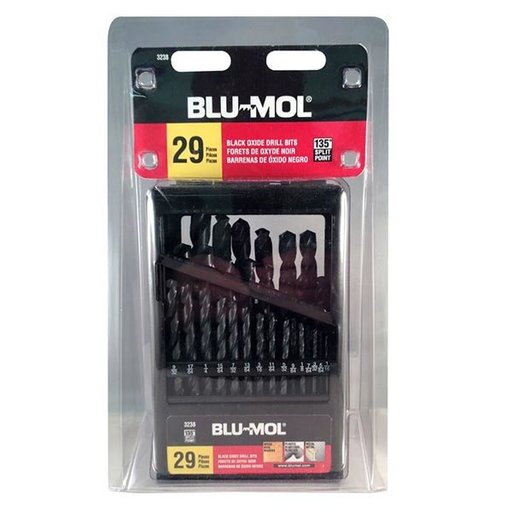 View a Larger Image of 3238 BLML 29PC B/OX DRILL SET