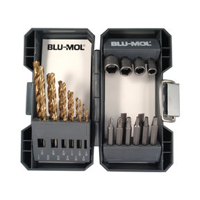 BLML 24pc Tin Drill/Driver Set