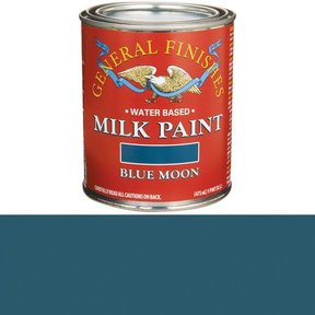 Blue Moon Milk Paint Water Based Pint