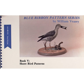 Blue Ribbon Pattern Series: Shore Bird Patterns