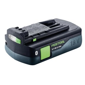 Bluetooth 3.1Ah CI Lithium-Ion Battery Pack for 18V Cordless Tools