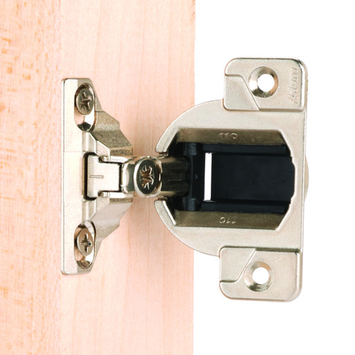 View a Larger Image of 110 Deg Face Frame Euro Hinge, Face Mount, Pair