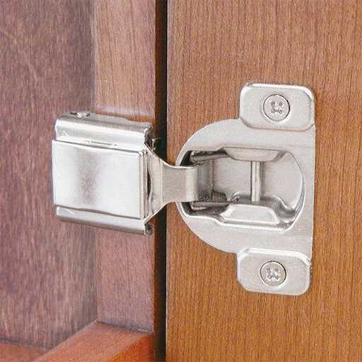 "View a Larger Image of 3/4"" Face Frame Compact Cabinet Hinge, 2 pack"