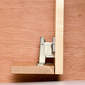Clip Top Inset Frameless Hinge Pair