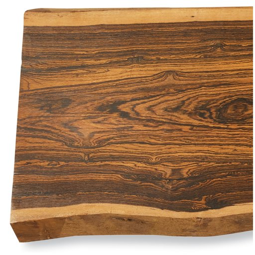 """View a Larger Image of Bocote Slab 45"""" x 10"""" x 1-1/4"""""""