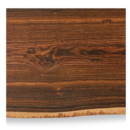 """View a Larger Image of Bocote Slab 48"""" x 8-1/2"""" x 1-1/4"""""""