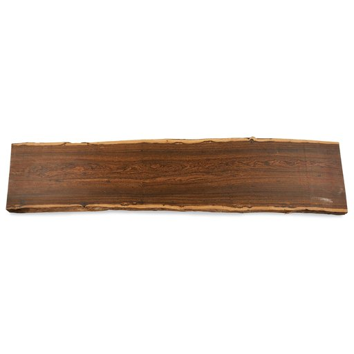 "View a Larger Image of Bocote Slab 54"" x 12"" x 1-1/4"""