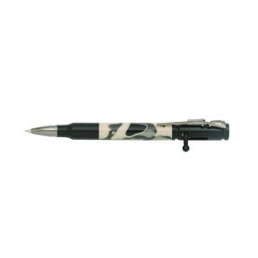 Bolt Action 30 Caliber Black Enamel Pen Kit PKCP8030