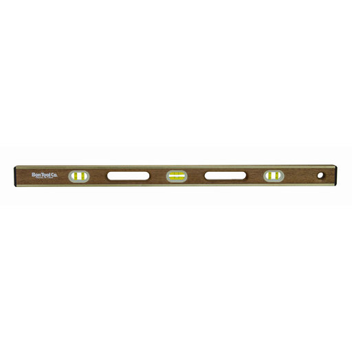 View a Larger Image of Brass Bound Level, 36 Inch