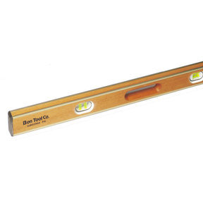 Brass Bound Level, 48 Inch