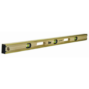 Laminate Brass Bound Level, 48 Inch