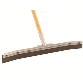 Straight Blade Floor Squeegee, 24 Inch