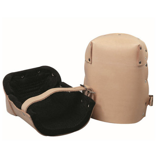 View a Larger Image of Pro Leather Knee Pads