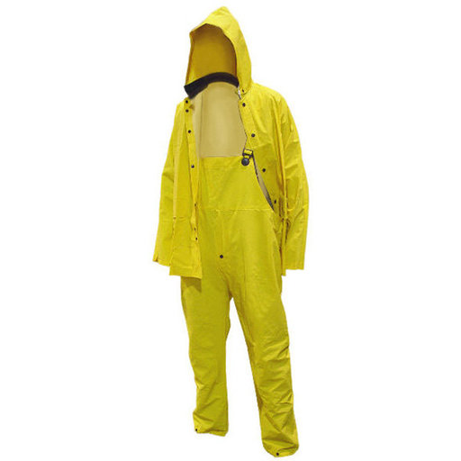 View a Larger Image of Protective Rain Suit - Size Small