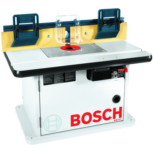 View a Larger Image of Bench Top Router Table