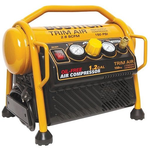 View a Larger Image of 1.5 HP 1.2 Gallon High-Output Compressor Model CAP1512-OF