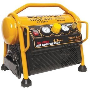 1.5 HP 1.2 Gallon High-Output Compressor Model CAP1512-OF