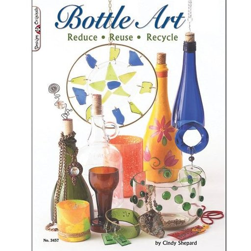 View a Larger Image of Bottle Art