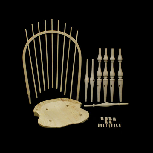 View a Larger Image of Bow Back Side Chair Kit