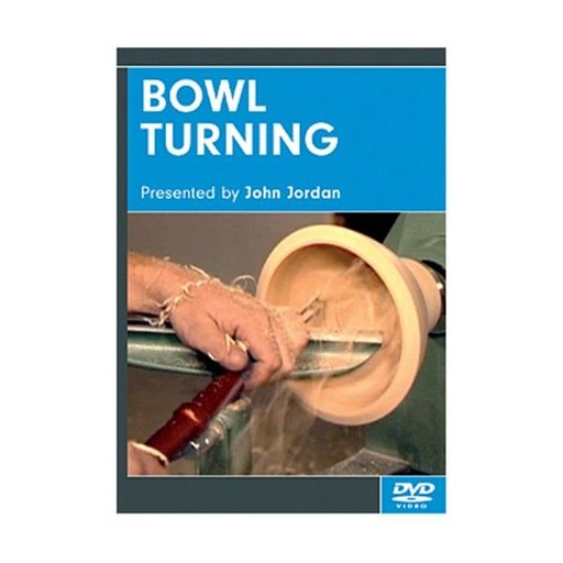 View a Larger Image of Bowl Turning - DVD