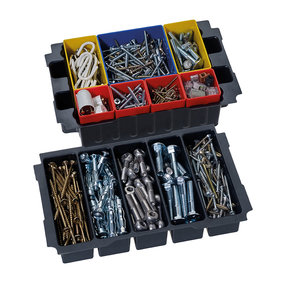 Box Insert Set with 5 divisions for MINI T-LOC III systainers