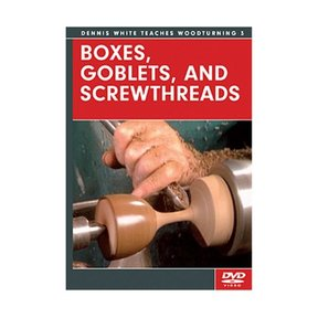 Boxes, Goblets, and Screwthreads - DVD
