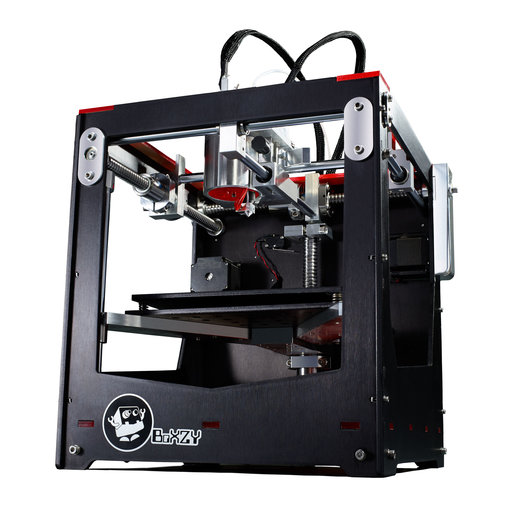 View a Larger Image of BoXZY Make CNC & 3DPrinter - Black Anodized