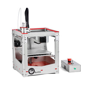 BoXZY Make CNC & 3DPrinter - Natural Metal