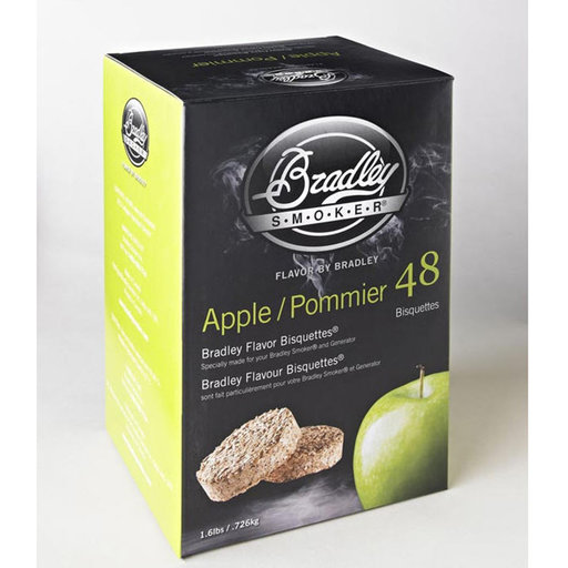 View a Larger Image of Apple Bisquettes, 48 Pack