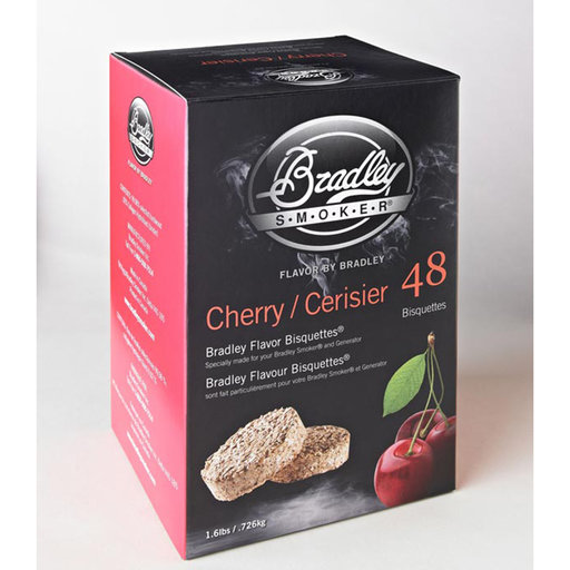 View a Larger Image of Cherry Bisquettes, 48 Pack