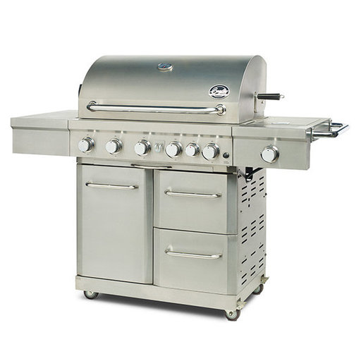View a Larger Image of Deluxe Rotisserie Grill