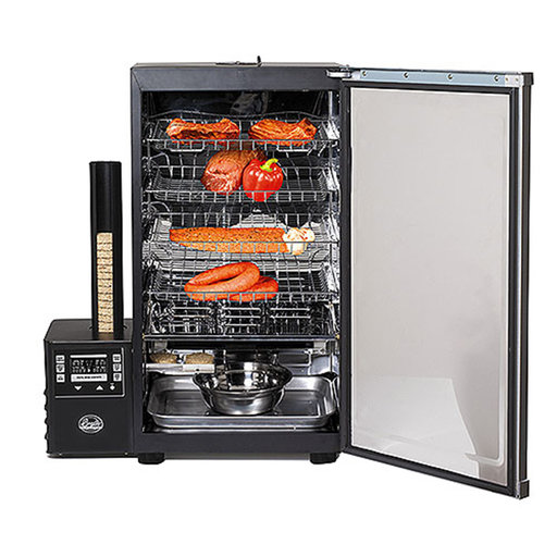 View a Larger Image of Digital Smoker, 4 Rack, Model BTDS76P