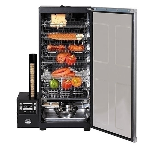 View a Larger Image of Digital Smoker, 6 Rack, Model BTDS108P