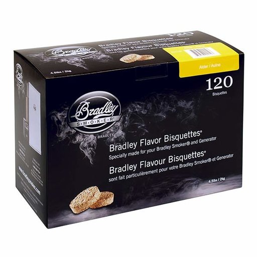 View a Larger Image of Flavor Bisquettes Alder 120Pk