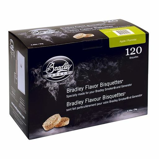 View a Larger Image of Flavor Bisquettes Apple 120Pk