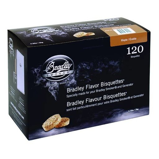 View a Larger Image of Flavor Bisquettes Maple 120Pk
