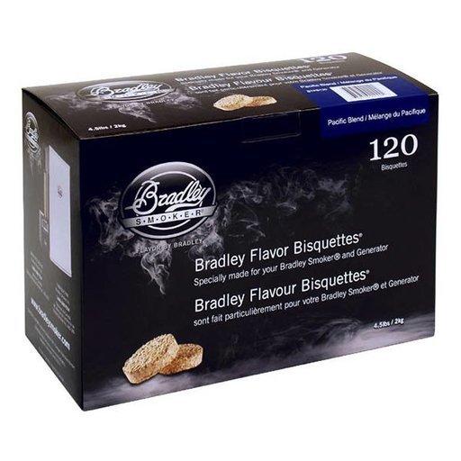 View a Larger Image of Flavor Bisquettes Pacific Blend 120Pk