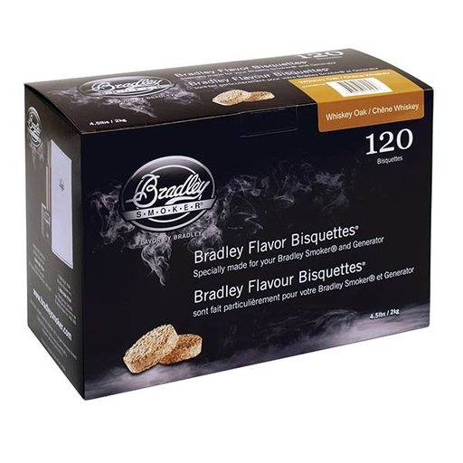 View a Larger Image of Flavor Bisquettes Whiskey Oak 120Pk